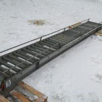 Roller Conveyor - Stainless Steel