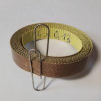 Teflon tape 14 x 0,13 mm with glue on the bottom - VS95