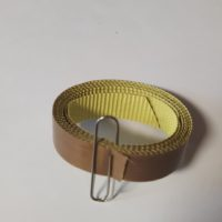 Teflon tape 12 x 0,23 mm with glue on the bottom - VS90