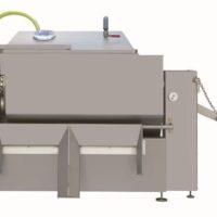 Two-shaft vacuum mixer 600l, 10,1 kW | FATOSA, AV600
