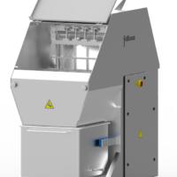 Frozen meat block grinder - 3000 kg/h, Fatosa TBG 480