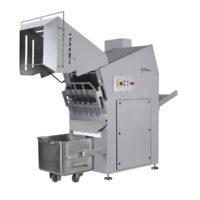 Frozen meat block grinder - 7000 kg/h, Fatosa TBG 630