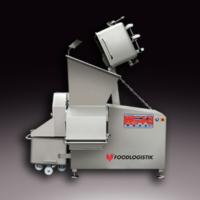 Dicer up to 3200kg/h - Foodlogistik Capacity 120