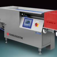 Dicer up to 2100kg/h - Foodlogistik Comfort 112