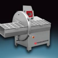 Slicer 600 slices per minute - Foodlogistik Capacity 25