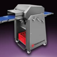Automatic skinning machine - Foodlogistik Comfort 450