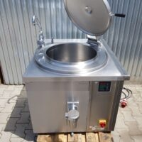 ELECTRIC BOILER for cooking 80l - 2012