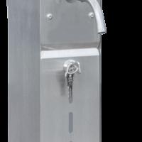 Stainless steel soap dispenser - liquid - Dispenser