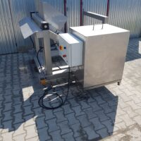 Stainless steel box tipper