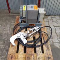 Hydraulic horn and hoof shears - EFA