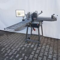 BIZERBA A406 FB slicer for cheese meat AUTOMAT