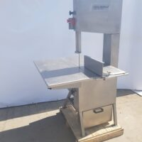 Bandsaw for cutting bone and meat AEW
